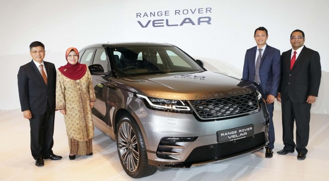 New Range Rover Velar Launched In Malaysia; From RM530k