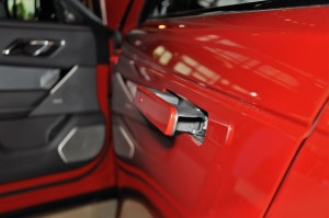 Range Rover Velar Flush Deployable Door Handle, Malaysia Launch