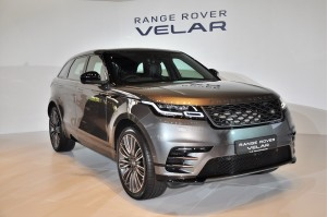 Range Rover Velar P250 R-Dynamic Front View, Malaysia Launch