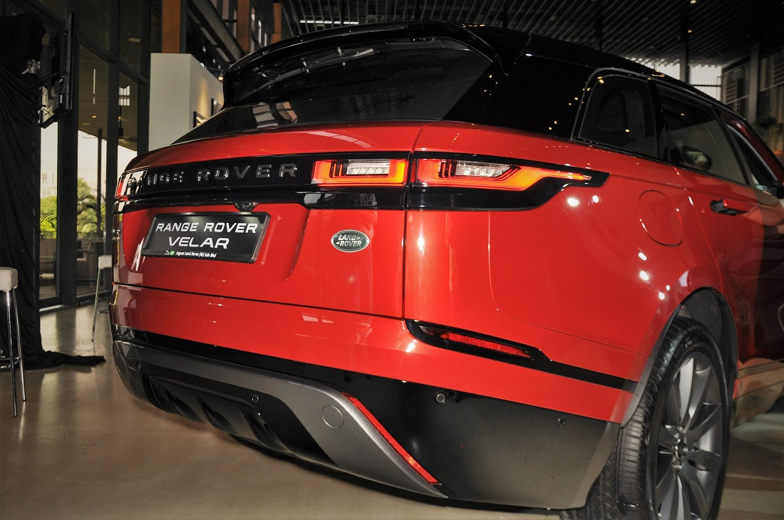 New Range Rover Velar Launched In Malaysia From Rm530k Autoworld Com My