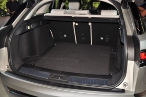 Range Rover Velar Boot Space, Malaysia