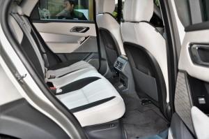 Range Rover Velar Rear Seats, Malaysia