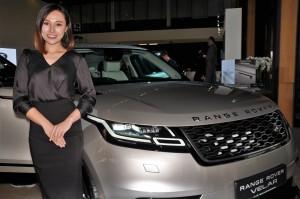 Range Rover Velar, Model, Malaysia