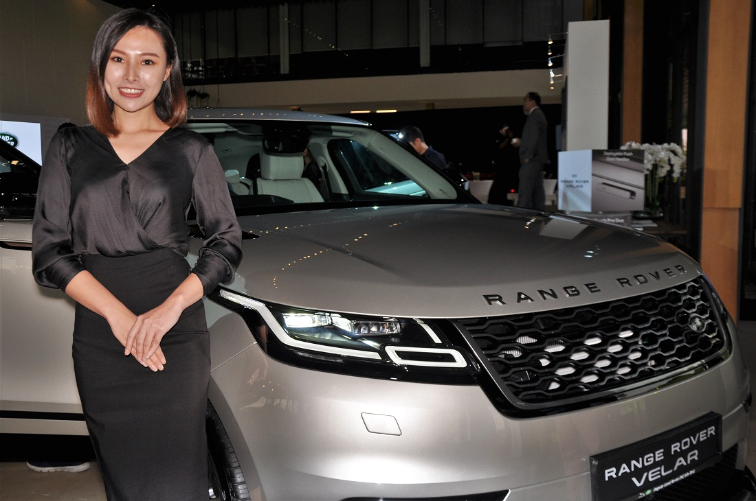 New Range Rover Velar Launched In Malaysia From Rm530k