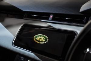 Range Rover Velar Touchscreen, Malaysia