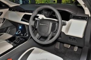 Range Rover Velar P250 R-Dynamic Dashboard, Malaysia