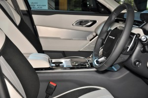 Range Rover Velar R-Dynamic Cockpit, Malaysia