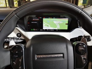 Range Rover Velar Interactive Driver Display Navigation Pro System, Malaysia