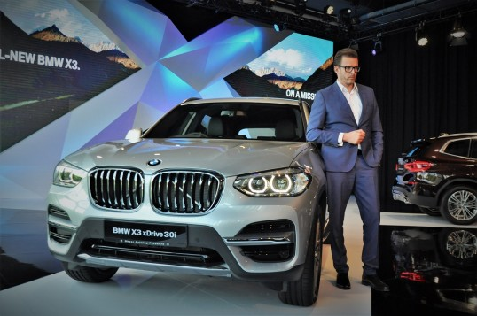 New BMW X3 xDrive30i Launched In Malaysia; Estimated Price RM320k
