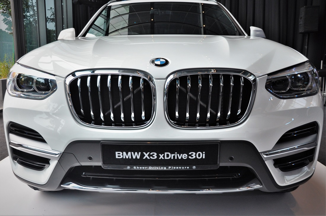 New BMW X3 xDrive30i Launched In Malaysia