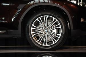 BMW X3 19-inch Ferric Grey Alloy Wheels, Malaysia
