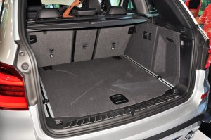 BMW X3 xDrive30i Luxury, 550 Litres Boot Space, Malaysia