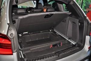 BMW X3 Rear Underfloor Storage, Malaysia
