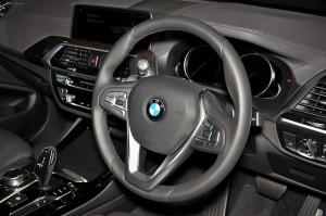 BMW X3 Steering Wheel, Malaysia