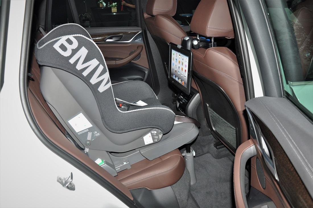 bmw x3 xdrive30i luxury, child seat, malaysia - autoworld.my