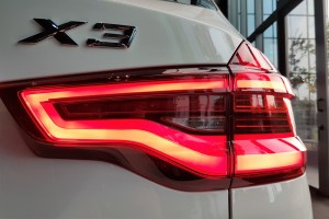 BMW X3 LED Tail Light, Malaysia