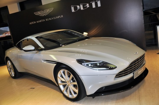 Aston Martin DB11 V8 Launched In Malaysia