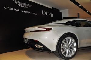 Aston Martin DB11 V8 Rear, Aston Martin Kuala Lumpur