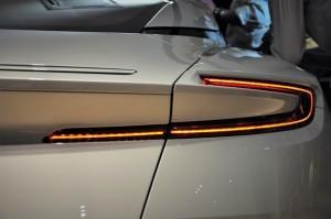 Aston Martin DB11 Tail Light, Aston Martin Kuala Lumpur