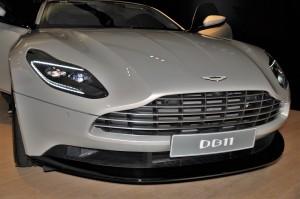 Aston Martin DB11 V8 Front End, Malaysia