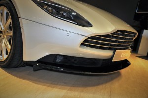 Aston Martin DB11 V8 Front Spoiler, Malaysia