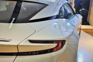 Aston Martin DB11 V8 Rear Fender Profile, Malaysia