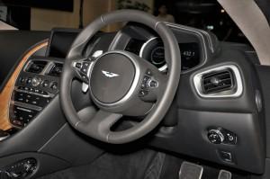 Aston Martin DB11 V8 Cockpit, Malaysia
