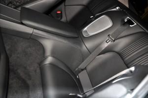 Aston Martin DB11 V8 Rear Seats, Malaysia