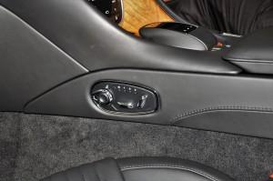Aston Martin DB11 V8 Front Seat Controls, Malaysia