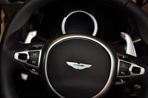 Aston Martin DB11 V8 Steering Wheel, Malaysia