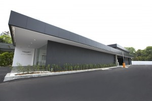 Aston Martin Service Centre by Wearnes Quest, Sungai Buloh
