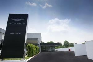 Aston Martin Service Centre, Sg Buloh, Malaysia