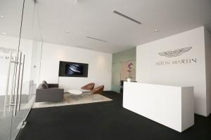 Aston Martin Service Centre, Wearnes Quest, Malaysia