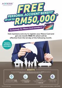 Petronas Mesra PA Plan, Axxess, Malaysia