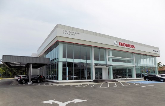 First Honda 3S Centre In Banting Officially Opened