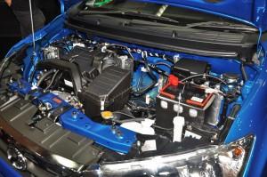 Perodua Bezza GXtra 1.0L 1KR-VE Engine, Malaysia