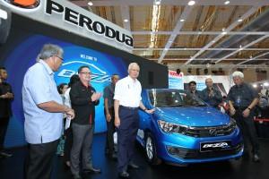Perodua Bezza GXtra Launch, 2018 Malaysia Autoshow