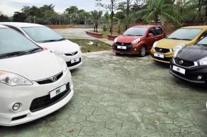 Malaysia Autoshow 2018 Perodua Pre-Owned Vehicles