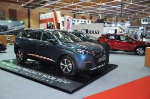 Malaysia Autoshow 2018, Peugeot 5008