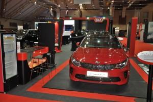 Malaysia Autoshow 2018 Kia Optima GT