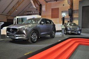 Malaysia Autoshow 2018 Mazda CX-5, CX-9