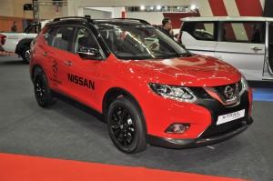 Malaysia Autoshow 2018 Nissan X-Trail