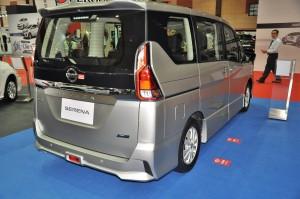 Malaysia Autoshow 2018 Nissan Serena