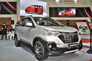 Malaysia Autoshow 2018 Toyota Avanza 1.5X