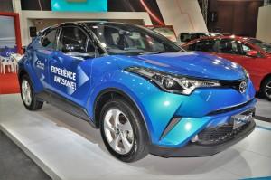 Malaysia Autoshow 2018 Toyota C-HR