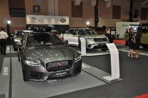 Malaysia Autoshow 2018 Jaguar Land Rover, Range Rover Velar