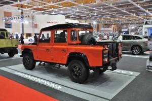 Malaysia Autoshow 2018 Jaguar Land Rover, Defender