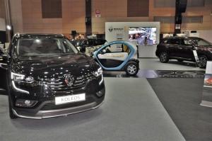 Malaysia Autoshow 2018 Renault Koleos, Twizy