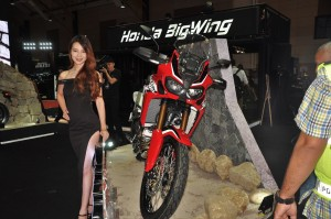 Malaysia Autoshow 2018 Honda Big Wing Motorcycles