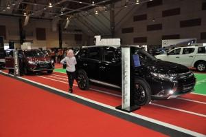 Malaysia Autoshow 2018 Mitsubishi